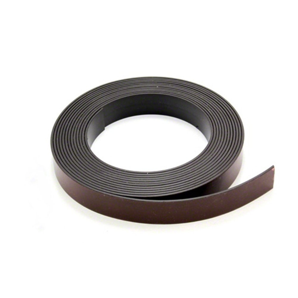 Magnet Expert® 19mm wide x 1.5mm thick Magnetic Tape with Premium Self Adhesive - Self Mating ( 30m Length ) Magnet Expert® MT19AB(PA)-1X30M