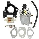 Panari Carburetor + Fuel Filter Gasket for McCulloch FG5700...