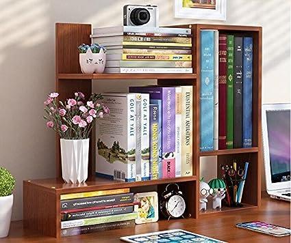 Rart Breve escritorio ordenado organizador,Estante del almacenaje ...