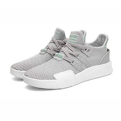 0284b7e0248e Amazon.com | HEmei Men's Sneakers/Spring/Fall New Breathable Shoes ...