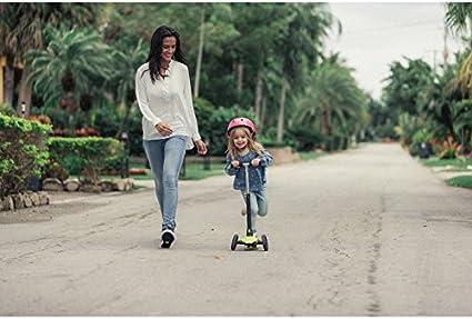 Amazon.com: Oxelo B1 – 3 ruedas plegable Kick Scooter para ...
