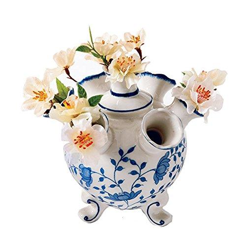 (Andrea By Sadek Tulipiere Large Blue In Bloom)