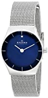 Skagen Women's SKW2178 Grenen Quartz 2 Hand Stainless Steel Silver Watch by Skagen