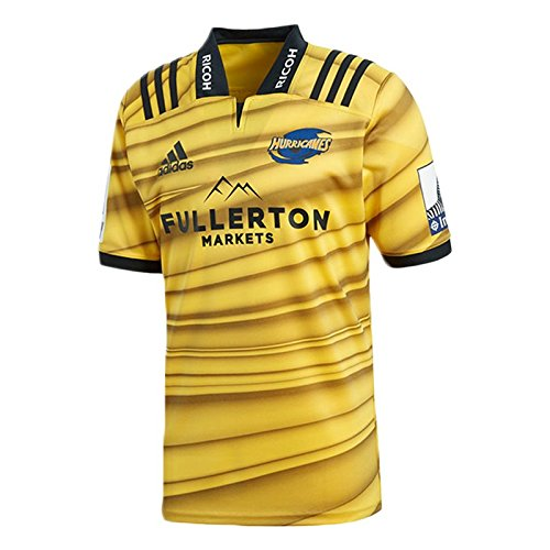 adidas Hurricanes Super Rugby Home SS Jersey - Home Usa Jersey Rugby