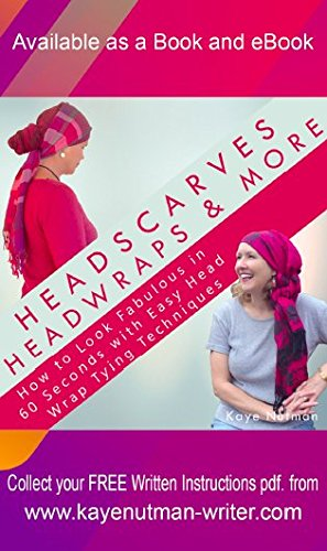 Left Hand Corner (Headscarves, Headwraps and More (With Ring in Left Hand Corner))