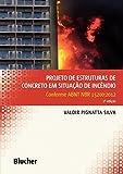 capa de Projeto de Estruturas de Concreto em Situação de Incêndio: Conforme ABNT NBR 15200:2012