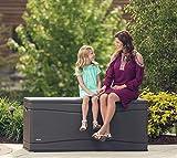Lifetime 60298 Heavy Duty Outdoor Storage Deck