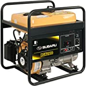 Subaru RGX2900 2900W 6.0 HP Gas Powered Industrial Generator