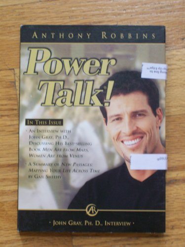 Power Talk!, John Gray, PhD., Interview (Set of 3 Audio CDs)