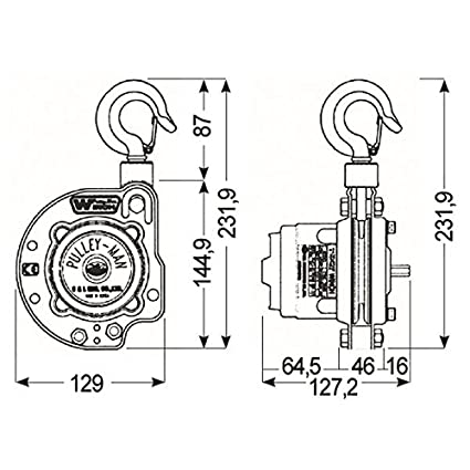 For Serial No 8403 Warn Winch Solenoid Layout