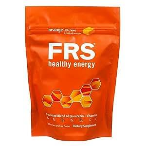 FRS ENERGY CHEWS, Orange