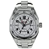 Sector Race Series Gmt Men's Watch Stainless Bracelet 3253660045