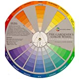 Gardener's Color Wheel Helps Gardeners Create Exciting Color Combinations.