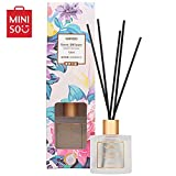 ?????MINISO???????????????????????????? MINISO Flameless Aromatherapy Rattan for Home Use Indoor Aromatherapy Atmosphere Bathroom Bedroom Aromatherapy Removal