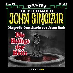 Die Heilige der Hölle (John Sinclair 1724)
