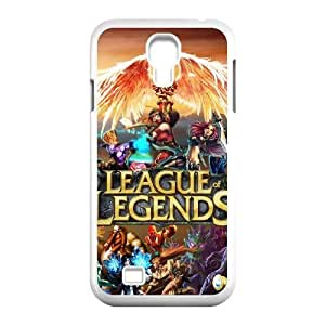 SamSung Galaxy S4 9500 phone cases White League Of Legends cell phone cases Beautiful gifts LAYS9814394