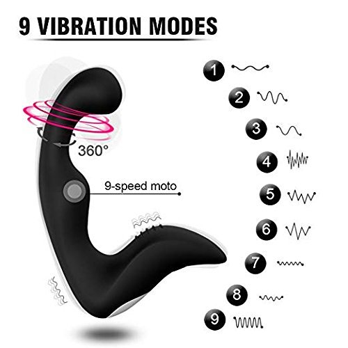 Electric Powerful Rechargeable Waterproof Handheld Massager for Neck Foot Back Body (The Best Prostate Massager)