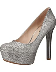 GUESS Womens etten Platform Pumps Womens Shoes 9.5M