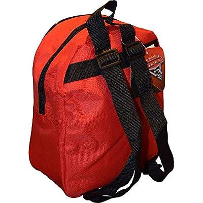 Disney Cars Red 10 inch Mini Backpack AO4011 | Kids' Backpacks