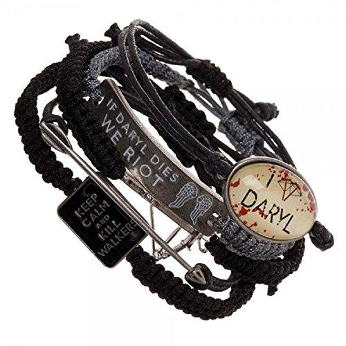 Walking Dead Accessories (AMC The Walking Dead Daryl Arm Party Bracelet)
