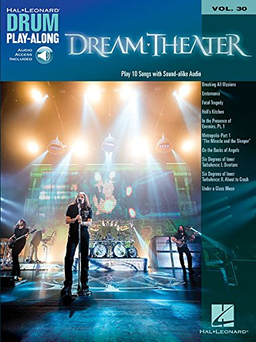 Dream Theater: Drum Play-Along Volume 30