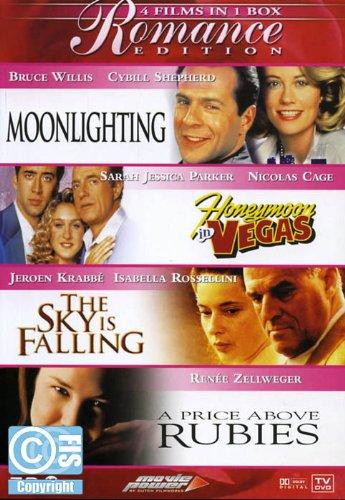 Romance Collection - 2-DVD Set ( Moonlighting / Honeymoon in Vegas / A Price Above Rubies ) ( Moon lighting / Honey moon in Vegas ) [ NON-USA FORMAT, PAL, Reg.2 Import - Netherlands ]