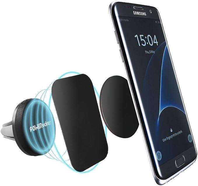 Universal Kfz Halterung Powerocker Air Vent Magnetic Car Mount Holder Magnet Kfz Halterungen Für Iphone Samsung Lg Sony Nexus Etc Auto