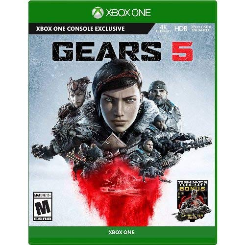 From one of gaming's most acclaimed sagas, Gears is bigger than ever, with five thrilling modes and the deepest campaign yet. With all out war descending, Kait Diaz breaks away to uncover her connection to the enemy and discovers the true danger to S...