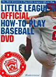 Little Leagues Official How to Play Baseball [Import]