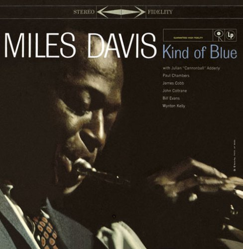 - Kind of Blue (Japanese Blu-Spec CD)