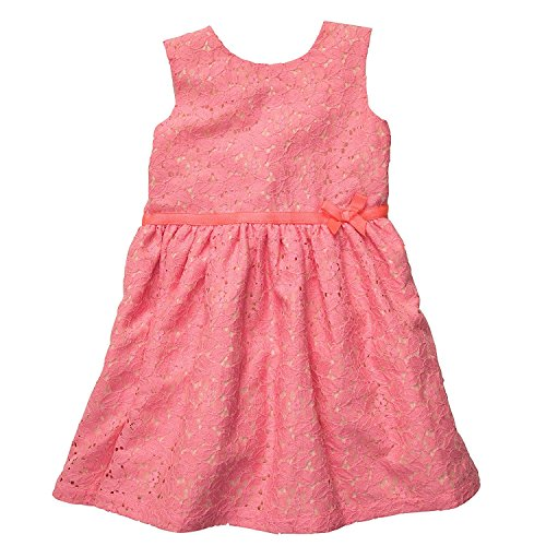 Carter's Lace Pink Special Little Dress Occasion Girls' 00zwSB