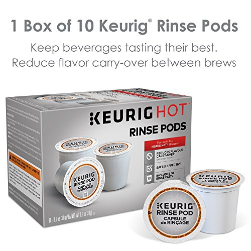 Keurig Maintenance Bundle Includes Replacement Water Filter Cartridges, Descaling Solution and Rinse Pods by Keurig (Image #2)