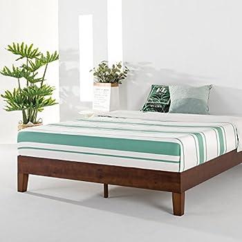 Amazon Com Best Price Mattress 12 Quot Grand Soild Wood