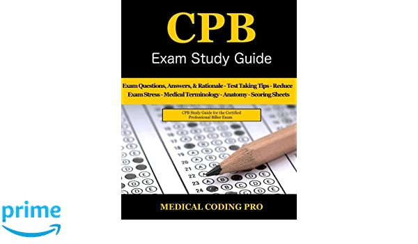 cpb exam study guide 200 certified professional biller exam rh amazon com Biller Jobs certified professional biller exam study guide