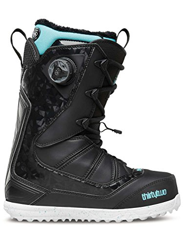 - thirtytwo Session Women's Snowboard Boots, Black, Size 5