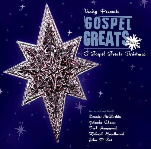CD : VARIOUS - A Gospel Greats Christmas (CD)