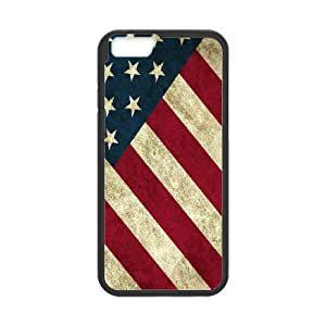 """US Independence Day Flag EagleHard Plastic phone Case Cover+Free key bracket For Apple Iphone6/Plus5.5"""" screen Cases ZDI033009"""