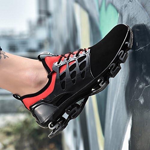 メンズスポーツランニングシューズメッシュアスレチックウォーキングフィットネス通気性トレイルランナーファッションスプリングブレッドスニーカーランナービッグサイズシューズ 運動靴 軽量 防水 通学靴