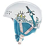 K2 Entity Ski Helmet, White, X-Small Review