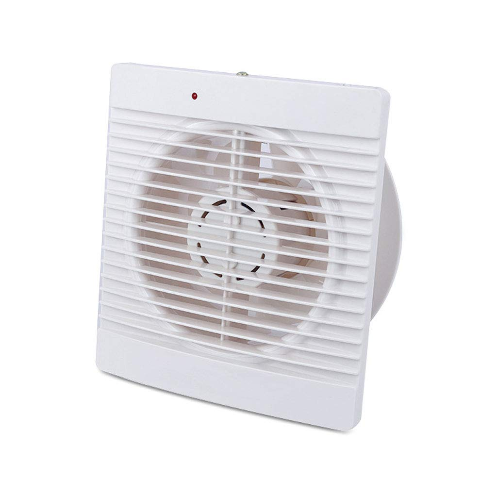 Ventilation Fan, Bathroom Toilet Exhaust Fan Mute with Check Valve