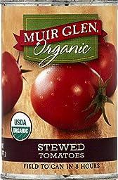 Muir Glen, Organic Tomatoes, Stewed, 14.5 oz