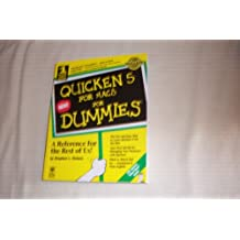 Quicken 5 for Macs for Dummies
