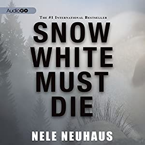 Snow White Must Die Audiobook