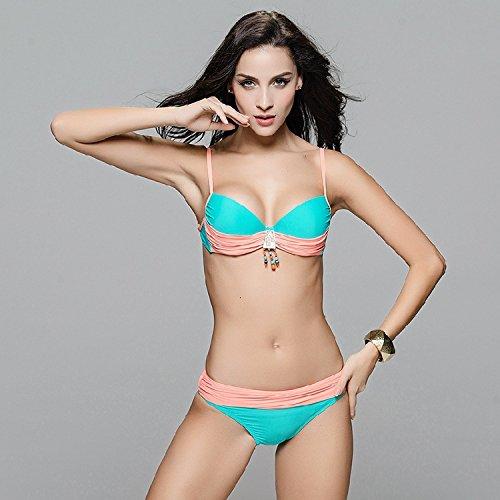 Sport Tent-Europa und die Rechtschreibprüfung Lady sexy 2 stück bikini badeanzug