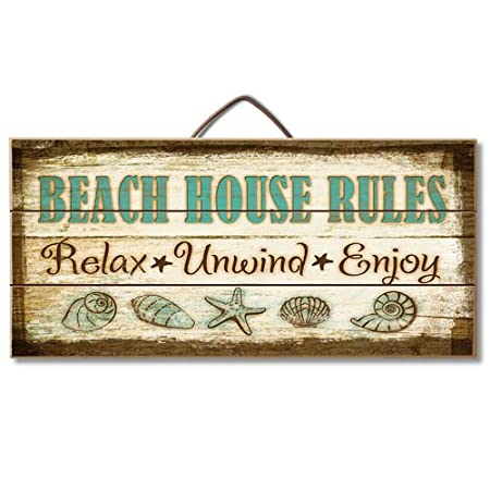 51Yn9dr8qnL._SS450_ The Best Wooden Beach Signs You Can Buy