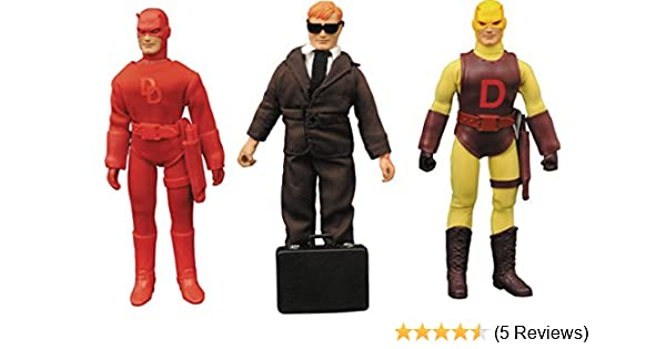 Set of 2 Leather Jackets for 8 inch Retro Figures
