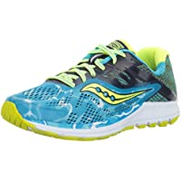 Saucony Ride 10 Womens Running Shoes (Blue)