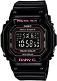 Casio Baby-G Tripper Tough Solar Multiband 6 Ladies Watch BGD-5000-1JF (Japan Import)