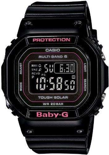 Casio Baby-G Tripper Tough Solar Multiband 6 Ladies Watch BGD-5000-1JF (Japan Import) by Casio