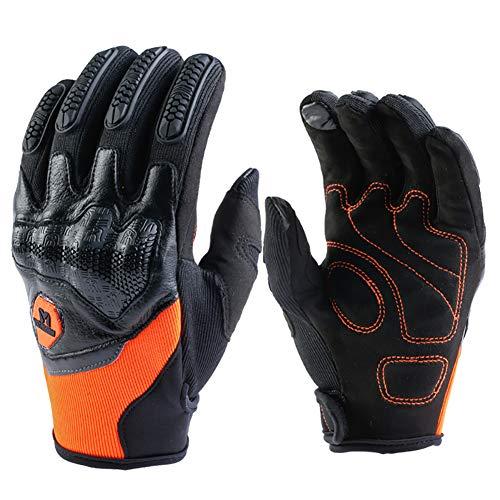 Motorradhandschuhe Held Cross Handschuhe Herren Frau Damen Touchscreen Motorrad Handschuhe für Radfahren ATV Alle…